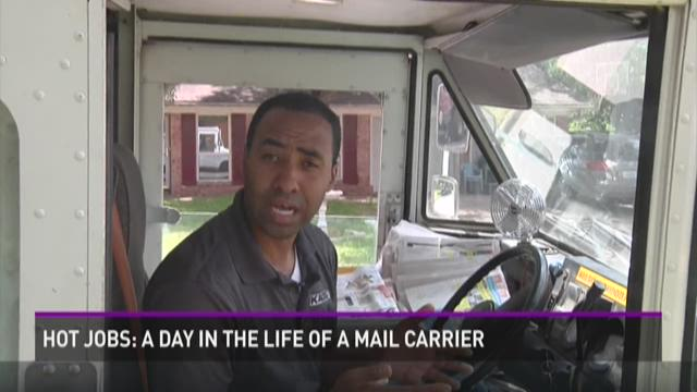 Hot Jobs A day in the life of a mail carrier – Mail Carrier Job
