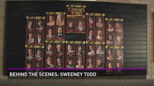 Sweeney todd: behind the scenes